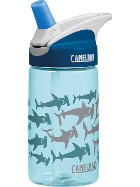 CamelBak Eddy - Recipientes para bebidas - 400ml azul/Turquesa